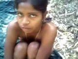 Indian Desi Fucked Outdoors by Boyfriend