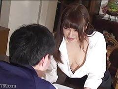 MLDE-008 Provocative Tutors Chastity Belt Corporal Punishme