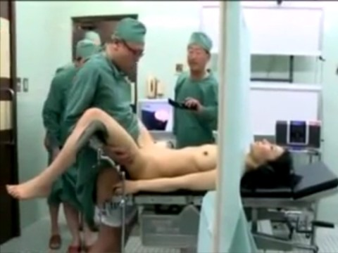 Perverted Doctors Taking Turns On Sedated Woman During Surgery Time