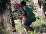 Voyeur Busted Amateur Arab Teen Couple Fucking In A Park