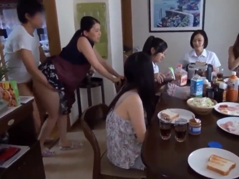 Mother Has a Special Relationship With Her Daughter and her Teenage Boyfriend