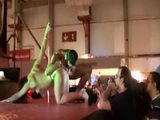 Stripper Have Sex On The Dais