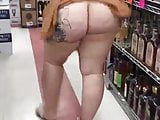 hot woman shaking her big ass