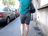 Euro Asses in tight Jeans
