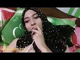 Hijab With Vegetable