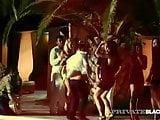 PrivateBlack - Lara Stevens, Suzie & Vanessa Do BBC Orgy!