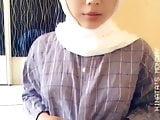 Muslim Indonesia girl hijabi