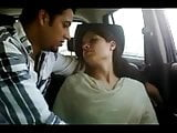 Desi girl getting blow job and fingered in car hot sexy girl