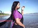 Saree Somudro Shreemoyee  Black Saree