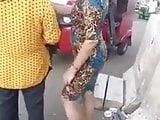 Sri Lankan Street - hidden cam
