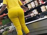 Black mature Walmart booty