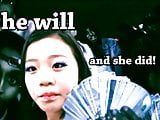 She Will and She Did
