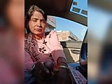 Punjabi slut wanks small dick