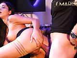 MARISKAX Big tit babe Julia De Lucia has her ass fucked