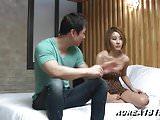Korean Porn Hot Korean Fondled No Panties!
