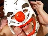 My cum clown