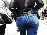 French White Girl Ass