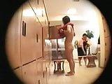Beauty Japanese in Lockeroom-Hidden Cam Clip