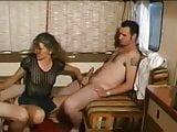 ELODIE French caravane whore & 2 guys