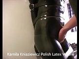 Kamila Kniaziewicz Polish Latex whore