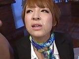 Hikaru Shiina loves to swallow after - More at javHD.net