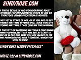 Sindy Rose Merry fistmass & happy anal prolapse year!!!