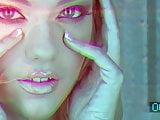 Ocean Eyes - Blue & Green Eyes Facial Cumshot Compilation #1